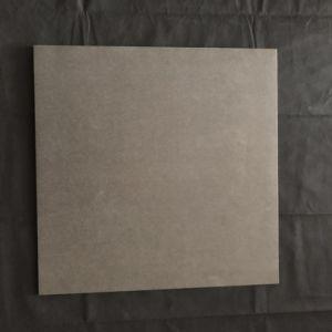 Tegels van uitstekende kwaliteit van de Vloer 60*60 van het Cement de Grijze Rustiek Porselein Verglaasde