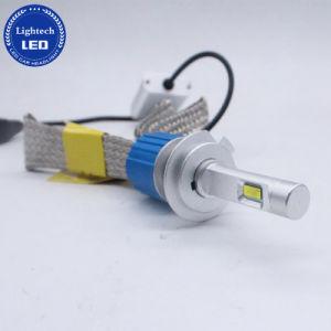 オートバイのための適用範囲が広い銅ベルトの熱放散H7 LEDのヘッドライト