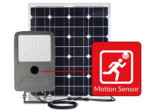 密集させなさい2デザイン7200lm 60W別のPV 120Wおよび組み込み635whリチウム電池(SN-S60W)の太陽LED洪水ライトのすべてを