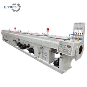 Lage Consumptie van de Macht 40160mm HDPE De Lopende band van de Pijp van de Watervoorziening