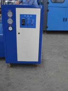 6 Kammer-automatische Flaschen-durchbrennenmaschine für Wasser