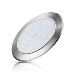 私用モデル8mm厚さRGB 6W表面のMounthed LEDのプールライトステンレス鋼6With8With18With24With36W