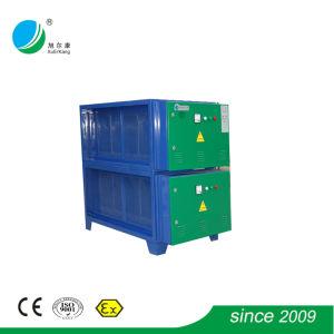 De verwijdering van de Buis van de Keuken van de Behandeling van het Gas van het Afval