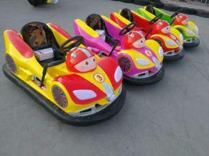 アーケードの硬貨のOepratedの子供のゲーム・マシン電池の電気ドリフトのバンパー・カーの遊園地の屋内および屋外の子供の乗車