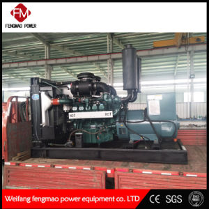Flüssiges Quarzsteuerung des leisen Computer-400kw/500kVA koreanisches Doosan Dieselgenerator-Set