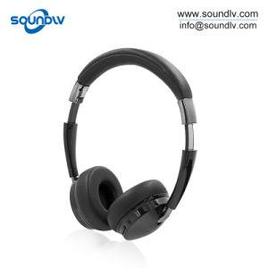 Auricular inalámbrico Bluetooth de venta superior a lo largo de la oreja los auriculares con micrófono