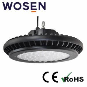 100lm/W Luz High Bay LED para fins industriais com a aprovação da FCC