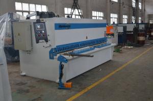 Mécanisme de haute précision ISO de l'analyse de la machine de cisaillement hydraulique de rotation