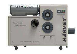 G-800 de la poussière de l'air processeur gyroscopique