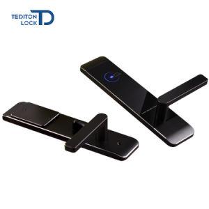 Alumínio sólido electrónica sem chave Hotel RFID Card fechadura de porta com marcação aprovado um graminho ANSI