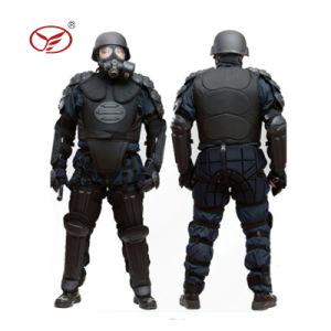 Protecção Antimotim armadura corporal completa Anti Riot Gear