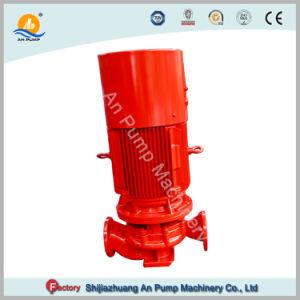 Gasoducto centrífugas de eje vertical de la bomba de agua