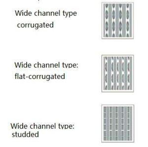 ペーパー企業のための産業広いChannalの十分に溶接されたステンレス鋼の版の熱交換器