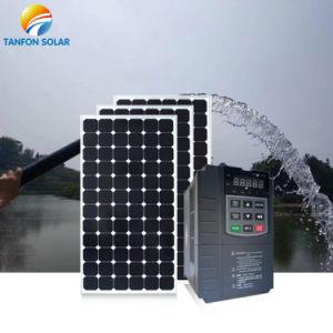 Fase 3, con inversor de la bomba solar MPPT y VFD 9.2KW 12,5CV trifásica 380V sin batería