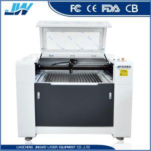 6090 유리 대나무를 위한 60W/80W DSP 통제 이산화탄소 Laser 조각 기계
