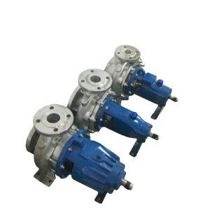 L'horizontale à une phase d'aspiration pompe à eau en acier inoxydable centrifuge combinaison