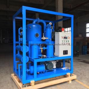 La serie Zyd Double-Stage purificador del aceite de vacío para la regeneración de aceite del transformador