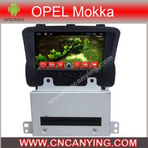 Opel Mokka (AD-8040)를 위한 A9 CPU를 가진 Pure Android 4.4 Car DVD Player를 위한 차 DVD Player Capacitive Touch Screen GPS Bluetooth
