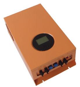 Fuori dall'ibrido del vento solare di monofase dell'invertitore di griglia fuori dall'invertitore IP65 di griglia con controllo di MPPT e dall'IPM con la garanzia quinquennale (SMX-4.8K/1S)