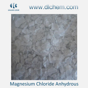 Heet verkoop de het Beste Witte Poeder van de Prijs/Fabrikant van het Chloride van het Magnesium van de Vlok/van het Blok