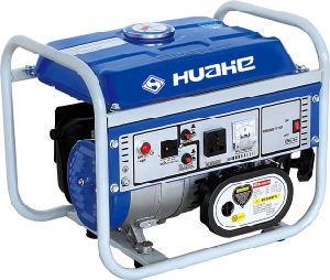 3.0HP Small Blue Portable Petrol Generator para Home Use (750W-850W)