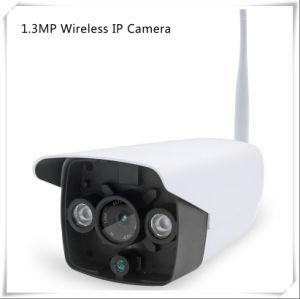 La viñeta de infrarrojos de 1.3MP cámara IP WiFi Wireless impermeable al aire libre cámara CCTV