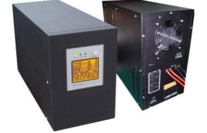 Convertisseur d'onde sinusoïdale pure solaire