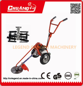 Hot Sale 2-stroke 68cc main pelouse Push Mover