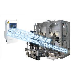 Pressão Non-Negative Tank-Type Equipamento de Água