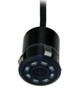 Горячие продажи! 18,5 мм выколотки невидимый Вид сзади 8 ИК светодиод Автостоянка камера
