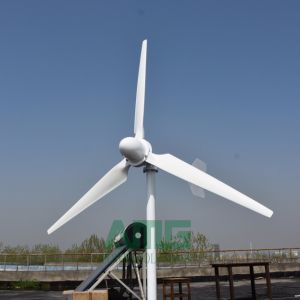 2000watt水平のホーム風力