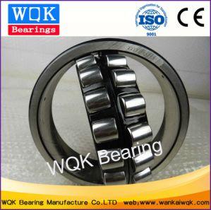 Tragen 22222 E1c3 Wqk Stahlrahmen-des kugelförmigen Rollenlagers
