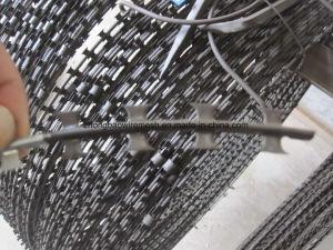 Cbt-60, 65, Bto-20, filo a fisarmonica galvanizzato tuffato caldo del nastro del rasoio 22
