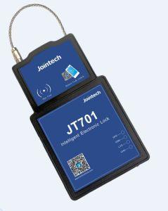 Recipiente de GPS Tracker com Dispositivo de Travamento e Vedação de contentores