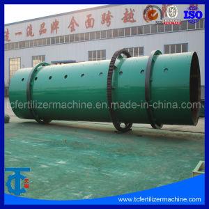 構築された容量の生産ラインのための肥料の圧延の造粒機機械