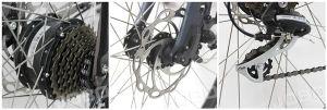 ناقل شخصيّة درّاجة كهربائيّة مع [بفنغ] محرّك ([جب-تدب27ز])