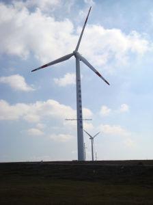 Torretta dell'acciaio del Palo di energia eolica