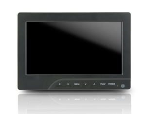 7  DVI/HDMI Input를 가진 TFT LCD Touch Screen Monitor