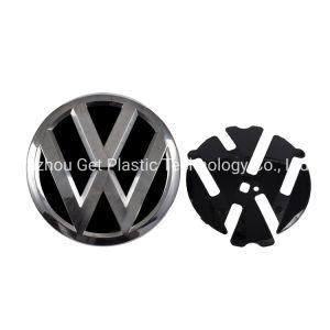 Custom-Defined/espejo brillante molde de inyección de plástico para Das Logo Auto