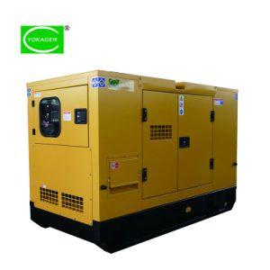 20 kVA Groupe électrogène diesel Cummins 25kVA Groupe électrogène de puissance en mode silencieux
