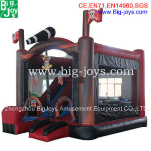 Adulte Bateau Pirate bon marché Inflatable Bounce House (BJ-B100)