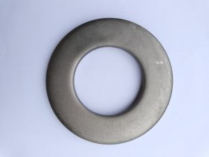 Acier inoxydable ISO7089 Rondelle ronde