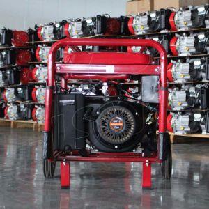 Зубров (Китай) BS6500h (H) 5 квт 5 КВА начала Electirc опытным поставщиком портативные бензиновые резервных генераторов для дома