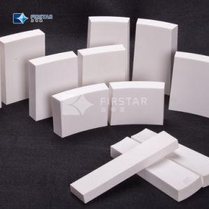 Revestimento cerâmico de Alumina resistente a abrasão telhas