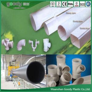 Tubo de PVC de la calidad del suministro de agua y drenaje