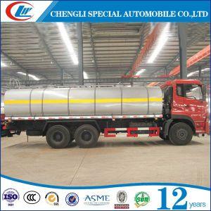 De Tankwagen van de Brandstof van Dongfeng 6*4 voor Verkoop