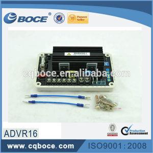Advr16 ACディーゼル発電機の安定装置の発電機セットAVR