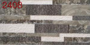 bouwmateriaal van 200X400mm Verglaasde de Ceramische Tegel van de Muur voor Openlucht (2407)