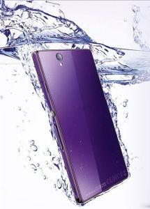 Resistente al agua 4G LTE Teléfono móvil con ocho núcleos chip RAM3GB desbloqueado teléfono móvil de huellas dactilares Z5premium Smart Phone
