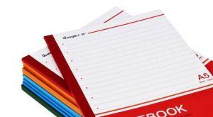 Nota Encadernação cola branca Full-Automatic máquina de fazer do Livro do Molinete para notebook
